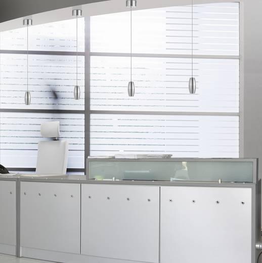 LED-Pendelleuchte 3 W Kalt-Weiß Magno 33099X Silber-Grau