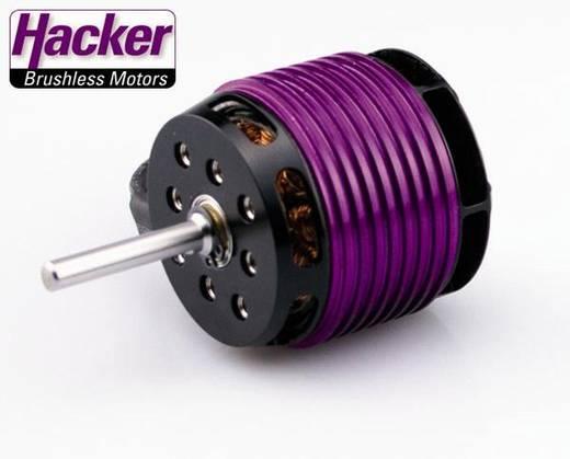Flugmodell Brushless Elektromotor A50-10S Turnado V3 Hacker