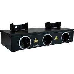 DMX laserové efekty Laserworld EL-200RGB