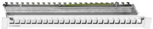 24 Port Netzwerk-Patchpanel Rutenbeck 23900000 Unbestückt 1 HE