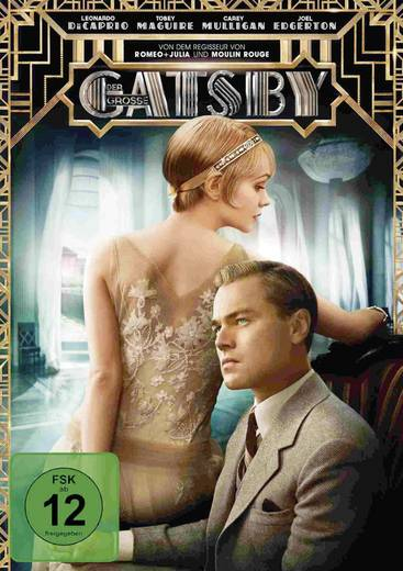 DVD Der große Gatsby FSK: 12
