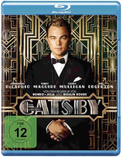 blu-ray Der große Gatsby FSK: 12