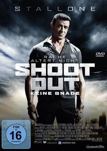 DVD Shootout - Keine Gnade FSK: 16
