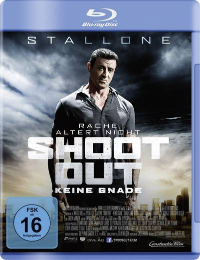 blu-ray Shootout - Keine Gnade FSK: 16