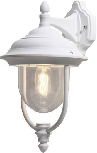 Außenwandleuchte Energiesparlampe, LED E27 75 W Konstsmide Parma 7222-250 Weiß