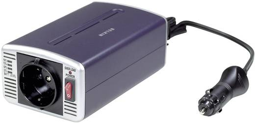 Wechselrichter Belkin AC Anywhere 300 W 12 V/DC 12 V/DC Zigarettenanzünder-Stecker Schutzkontakt-Steckdose