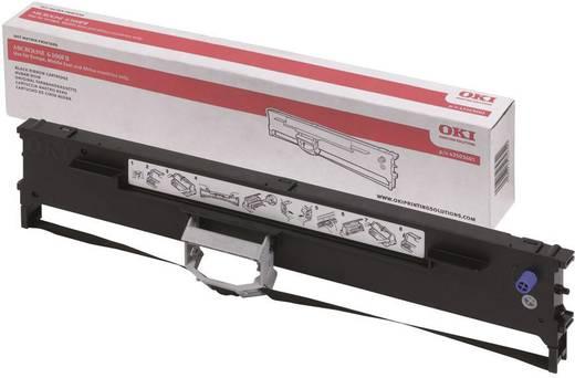 OKI Farbband 43503601 Original ML6300FB Passend für Geräte des Herstellers: OKI Schwarz 1 St.