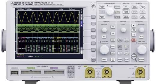 Digital-Oszilloskop Rohde & Schwarz HMO3032 300 MHz 2-Kanal 2 GSa/s 4 Mpts 8 Bit Digital-Speicher (DSO)