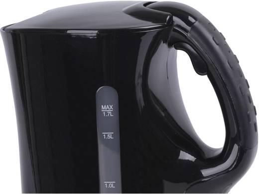 Wasserkocher schnurlos Clatronic WK3445 Schwarz