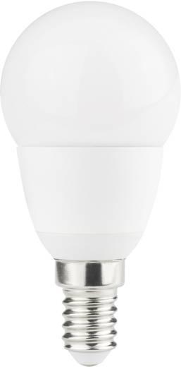 TOSHIBA LED E14 4W=25W warm-weiß Tropfenform EEK: A