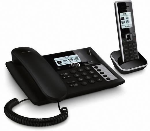 telekom sinus pa 206 plus 1 schnurgebundenes telefon analog inkl mobilteil anrufbeantworter