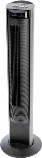 Honeywell HO-5500RE Turmventilator 38 W (Ø x H) 30.5 cm x 103.5 cm Schwarz, Grau