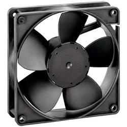Axiální ventilátor EBM Papst 4312 NHH, 12 V, 49 dBA, 119 x 119 x 32 mm, černá