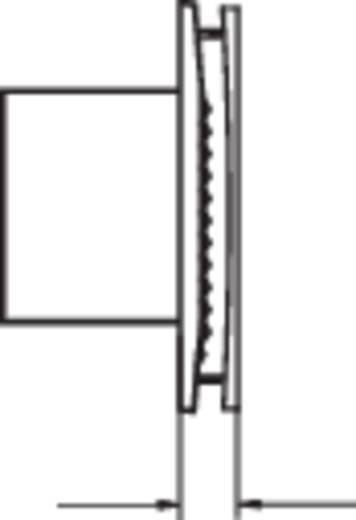 Wand- und Deckenlüfter 230 V 88 m³/h 10 cm SIKU 100 LDL