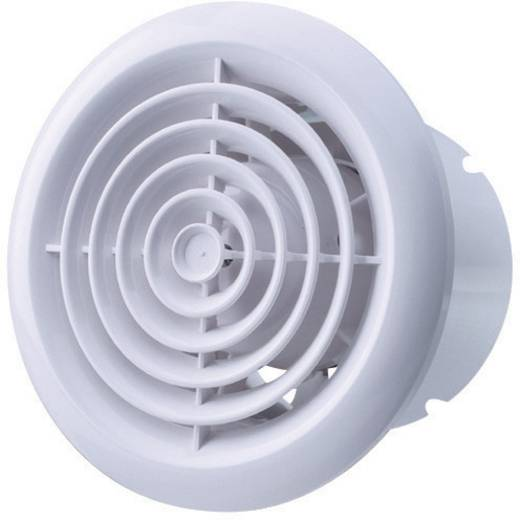 Wand- und Deckenlüfter 230 V 98 m³/h 10 cm SIKU 100 PF-L