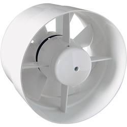 Ventilátor do potrubí KL 125, bílá