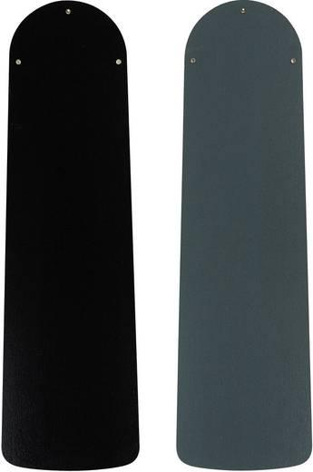 Deckenventilator CasaFan Eco Elements graphit/schwarz (Ø) 132 cm Flügelfarbe: Graphit Gehäusefarbe: Lack-Graphit