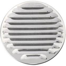Nerezová mřížka, kulatá, 125 - 160 mm