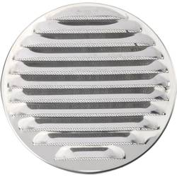 Odsávacie mriežka Wallair N31841, vhodný pre trubice s Ø 16 cm, nerezová ocel