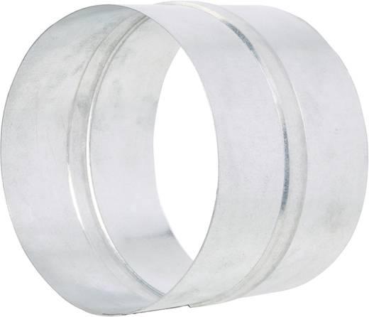 Schlauchverbinder Metall Wallair N35969 Verzinkt