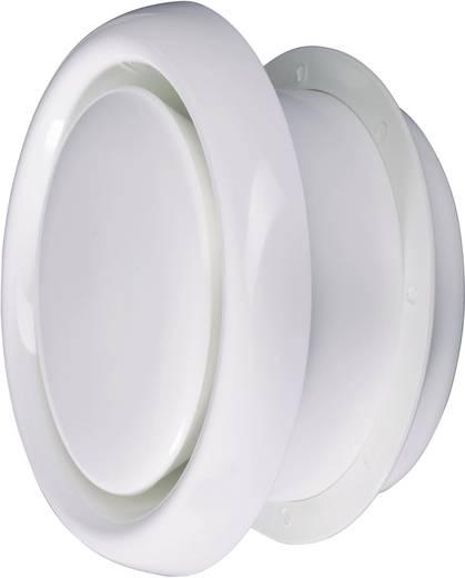 Tellerventil Kunststoff Passend für Rohr-Durchmesser: 10 cm Wallair N35910
