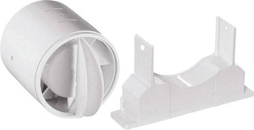 Rückstauklappe Passend für Rohr-Durchmesser: 10 cm Wallair N40819 Weiß