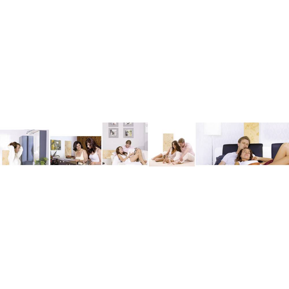 infrarot marmor heizk rper marmor beige ip20 im conrad online shop 560296. Black Bedroom Furniture Sets. Home Design Ideas