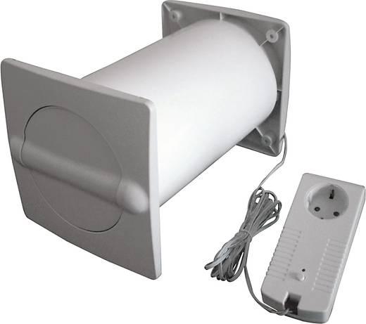 Energiespar-Mauerkasten Kunststoff Passend für Rohr-Durchmesser: 150 mm Wallair N37217