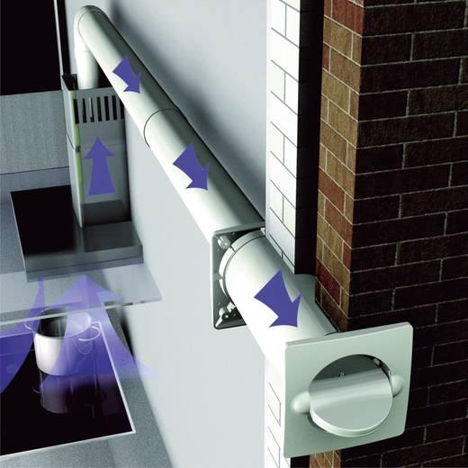 Energiespar-Mauerkasten Kunststoff Passend für Rohr-Durchmesser: 100 mm Wallair N37215