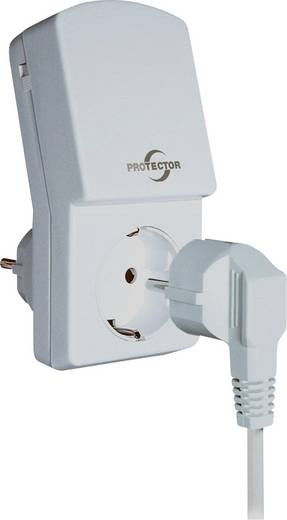 Protector Kabel-Abluftsteuerung AS4020 2200 W Weiß