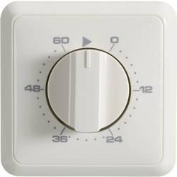 Časový spínač pod omítku Wallair, 60 min, 3680 W, 230 V/AC, IP20, analogový, 2pólový