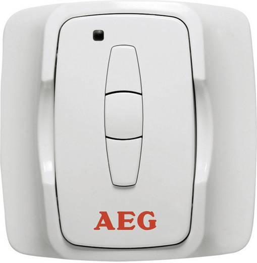 Heizgeräte-Funkfernbedienung AEG Funkdimmer 2000 Weiß