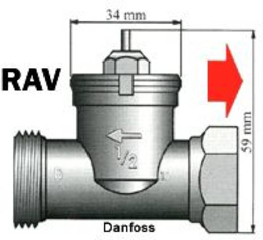 Thermostat-Adapter 700 100 008