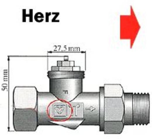 thermostat adapter passend f r heizk rper herz 700 100 004. Black Bedroom Furniture Sets. Home Design Ideas