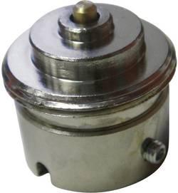 Mosazný adaptér termostatu Giacomini 700 100 009 vhodný pro topné těleso Giacomini, 22,6 mm