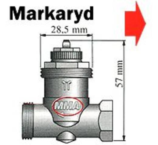 Heizkörper-Ventil-Adapter Passend für Heizkörper Markaryd 700 100 010