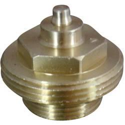 Mosazný adaptér termostatického ventilu Gampper 700109 700109 vhodný pro topné těleso Gamper, M20 do hloubky 10 mm