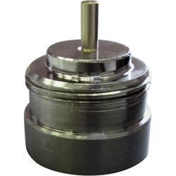 Mosazný adaptér termostatického ventilu Vama 700114 vhodný pro topné těleso Vama, M27 x 1,0