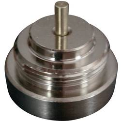 Mosazný adaptér termostatického ventilu Rossweiner 700115 vhodný pro topné těleso Rossweiner, M33 x 2,0