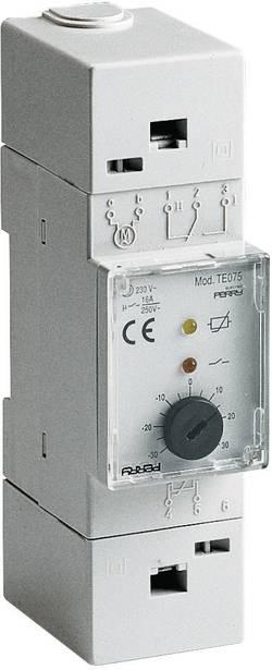 Vestavný termostat Wallair 1TMTE077, montáž na lištu, 0 až 60 °C