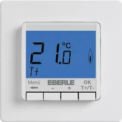 Izbový termostat pod omietku Eberle FITNP-3R, 5 až 30 °C, biely