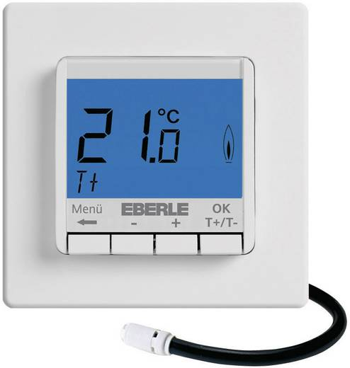 Raumthermostat Unterputz 5 bis 30 °C Eberle FITNP-3L