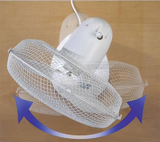 Tischventilator Tristar VE-5930 40 W (Ø x H) 30 cm x 34.8 cm