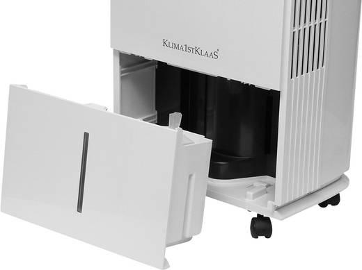 Luftentfeuchter 40 m² 380 W 0.8 l/h Weiß Klima1stKlaas Luftentfeuchter 20 l