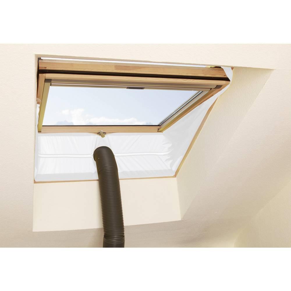 Guarnizione finestra per climatizzatori klima1stklaas 5752 bianco in vendita online 5752 conrad - Guarnizione finestra per condizionatore portatile ...