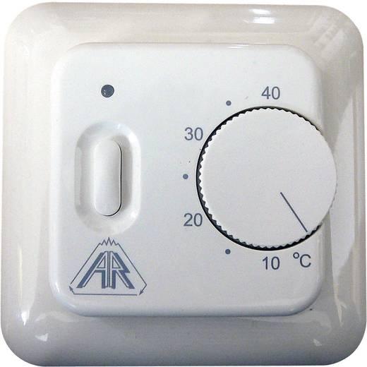 Raumthermostat Unterputz Tagesprogramm 5 bis 45 °C Arnold Rak Standard-Thermostat ST-AR 16
