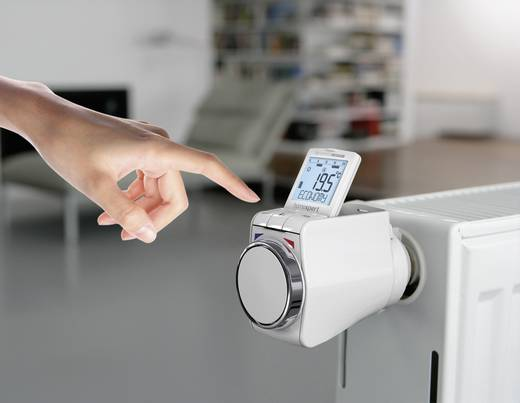 Homexpert by Honeywell HR30 Comfort Plus Heizkörperthermostat elektronisch 5 bis 30 °C