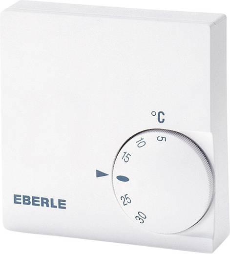 Raumthermostat Aufputz Tagesprogramm 5 bis 30 °C Eberle RTR-E 6124