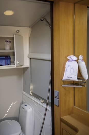 Luftentfeuchter-Beutel 400 cm³ Weiß PINGI 2x 500g