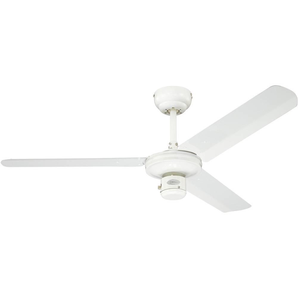 Ceiling fan westinghouse industrial 122 cm wing colour white ceiling fan westinghouse industrial 122 cm wing colour white case colour white audiocablefo